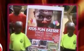 Malaika Easter Fun Party in Uganda
