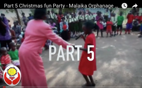 Christmas Fun Party – P5